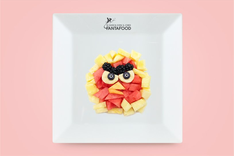 Red Angry Birds - macedonia